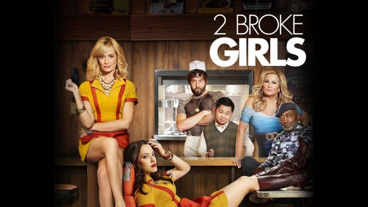 2 Broke Girls - And 2 Broke Girls: The Movie