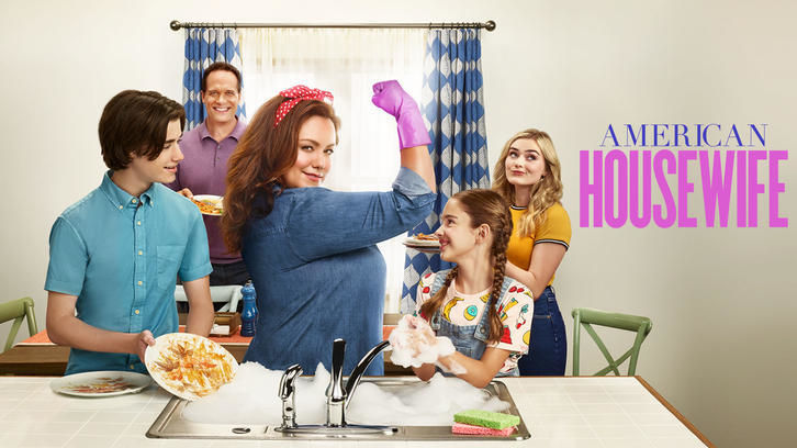American Housewife - Art Show