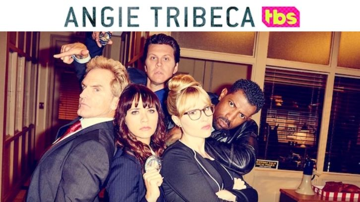 Angie Tribeca - Episode 3.03 - Brockman Turner Overdrive - Press Release