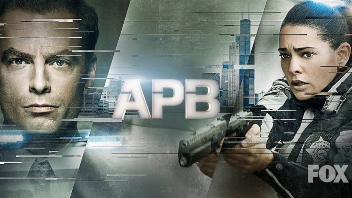 APB - Episode 1.10 - Strange Bedfellows - Press Release