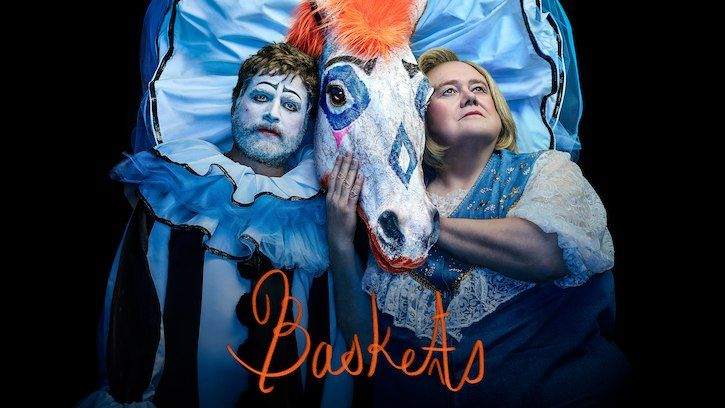 Baskets - Renewed for a 3rd Season