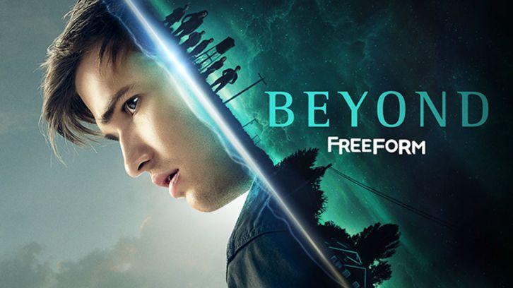 Beyond - Season 2 - Eden Brolin Promoted to Regular