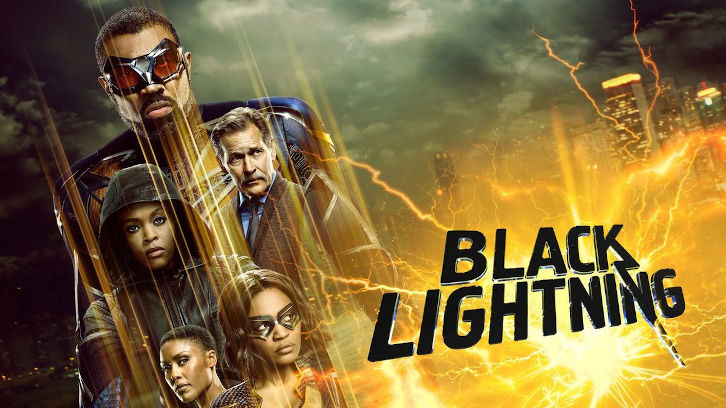 Black Lightning - New Promo - Where Heroes are Born