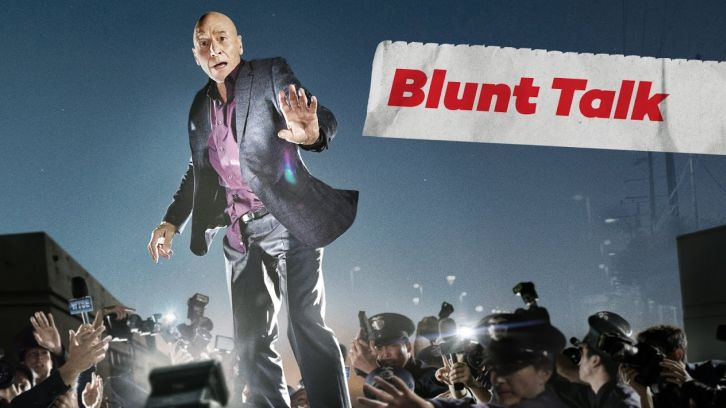 Blunt Talk - Cancelled by Starz