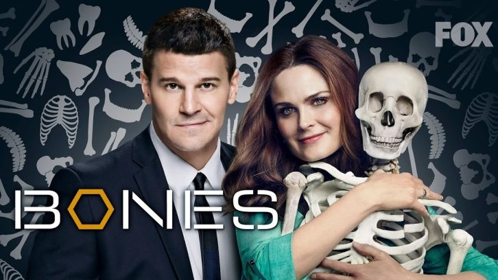 Bones - Season 12 (The Final Season) - Premiere Date Revealed *Updated with Press Release*