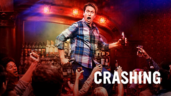 POLL : What did you think of Crashing - Season Finale?
