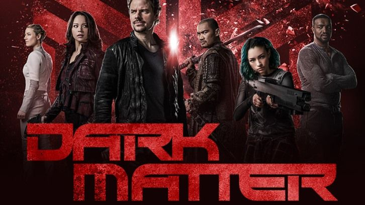 "Dark Matter - Isn't That A Paradox - Advance Preview: ""Back To The Past"""