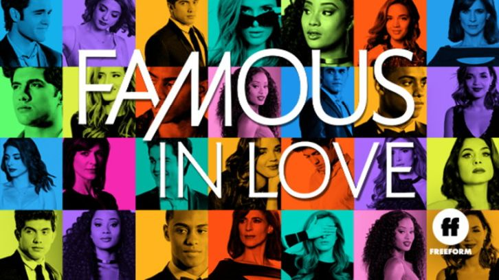 Famous In Love - Amasses Over 10 Million Multiplatform Views in First 5 Days