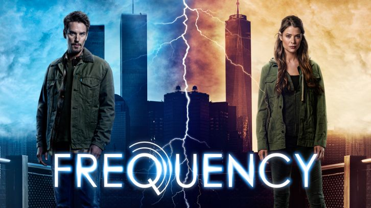 Frequency - SpoilerTV Comic Con Roundtable Interviews