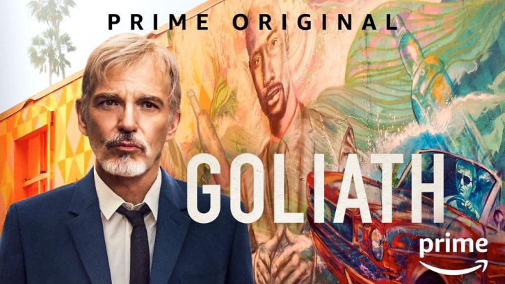 Goliath - Renewed for Season 2 with New Showrunner