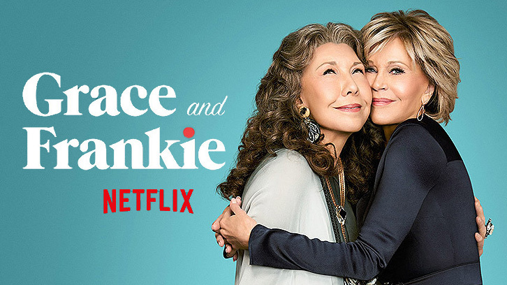 Grace and Frankie - Renewed for a 4th Season