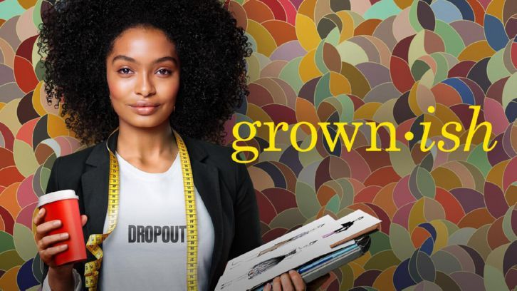 Grown Ish Freeform S Black Ish Spin Off Gets New Title