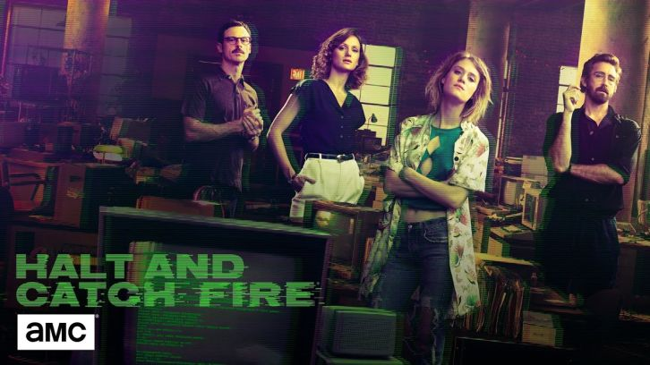 COMPLETED: Enter our Halt and Catch Fire - Season 2 - DVD Giveaway