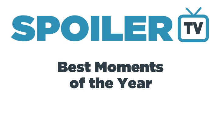 Best TV Moments of 2016 - SpoilerTV Team