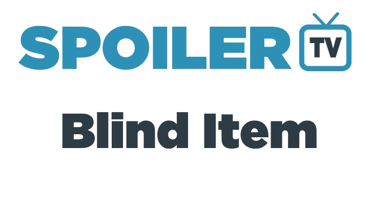 Blind Item - Production Team To Crossover 2 Unrelated Shows Due To Cast Members 'dating'