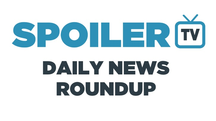 The SpoilerTV Daily Newsreel - 7th November 2016 *Updated*