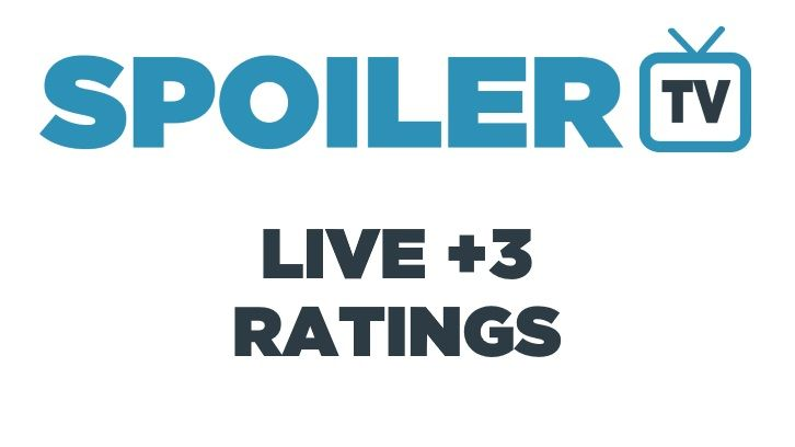 Live+3 Ratings 2016/17 *Updated 25th February 2017*