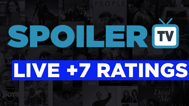 Live+7 DVR Ratings - 2016/2017 Season *Updated 23rd February 2017*