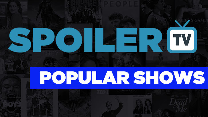 Most Popular Shows on SpoilerTV - w/e 14th April 2017