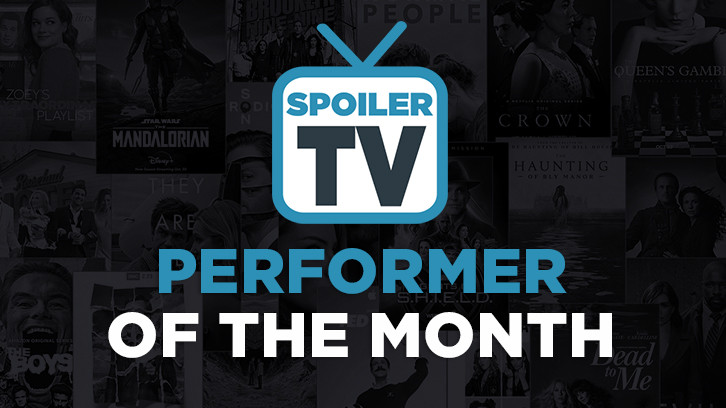 Performers Of The Month - Nominations For September 2016