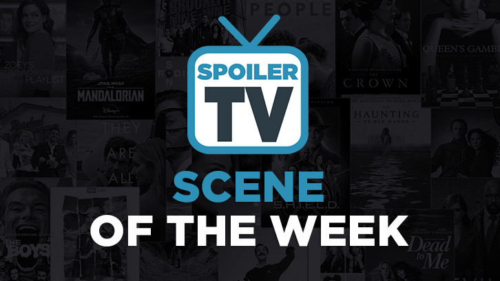 Scene Of The Week - October 16, 2016 + POLL