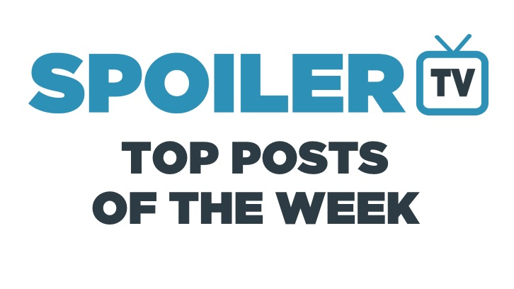 Top Posts of the Week - 11th September 2016