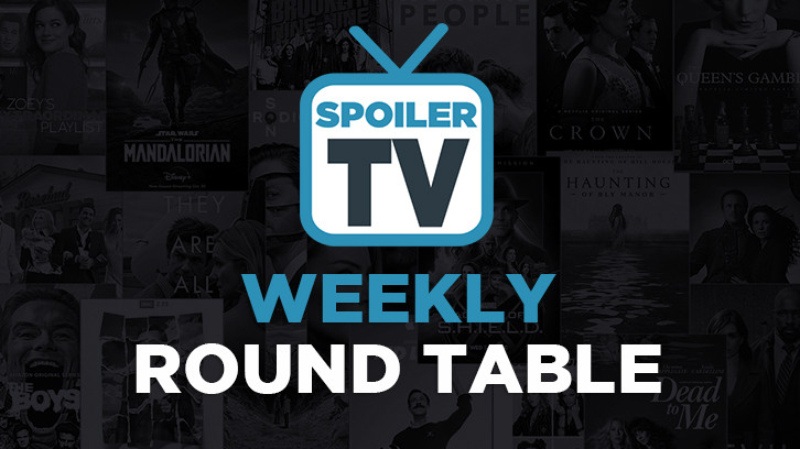 SpoilerTV's Weekly Round Table: 17th Edition
