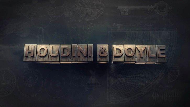 Houdini & Doyle - Cancelled by FOX