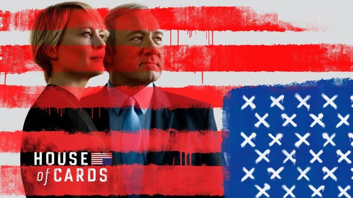 House of Cards - Season 5 - First Look Photos, Interview + Release Date Announcement Video