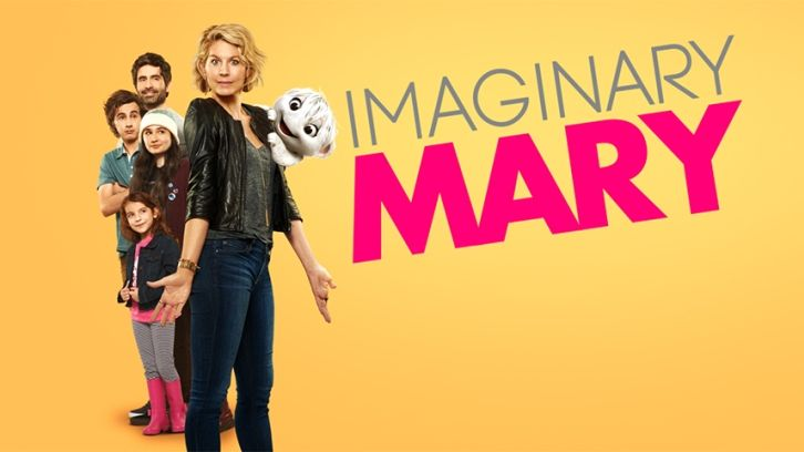 Imaginary Mary - Episode Order Reduced