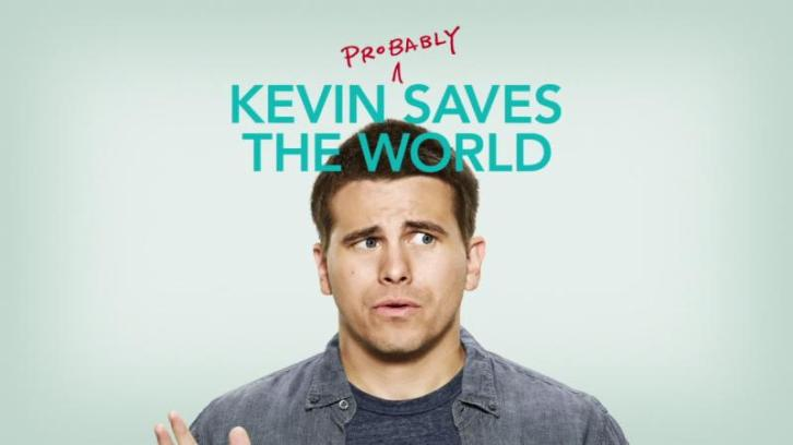 Kevin (Probably) Saves the World - Pilot