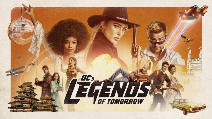 POLL : What did you think of Legends of Tomorrow - Season Finale?