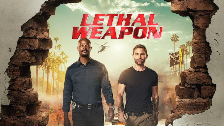 "Lethal Weapon - Lawmen - Review: ""Frontier Justice"""
