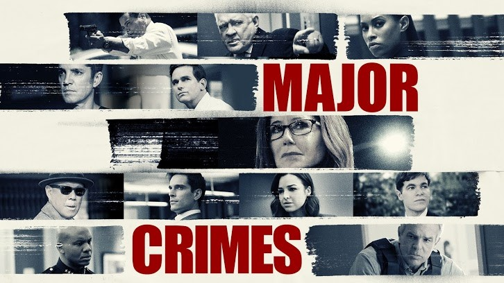 Major Crimes - Heart Failure - Review: Our Little Rusty is Growing Up + POLL