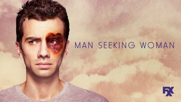 Man Seeking Woman - Horse