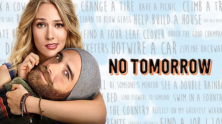 No Tomorrow - Episode 1.10 - No Soup For You - Promo