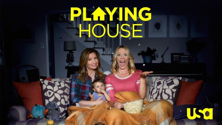 """Playing House - Cookie Jar/None of Your Business - Review: """"This is 40"""""""