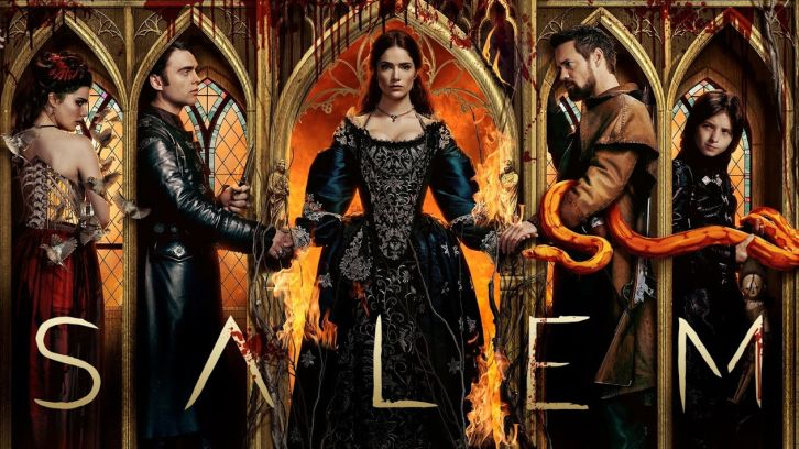 Salem - Season 3 - Poster, Cast and Promotional Photos, Promos and Featurette *Updated 5th October 2016*