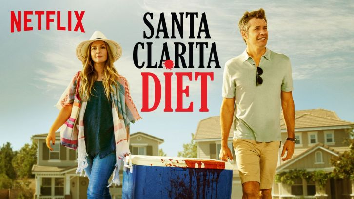 "Santa Clarita Diet - Advance Preview: ""The Walking Dead Meets Desperate Housewives"""