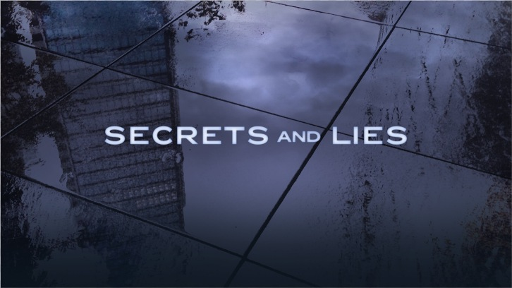 Secrets and Lies - Episode 2.06 - The Parent - Press Release