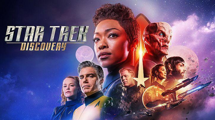 Star Trek: Discovery - BTS Set Photos, Press Release, Tentative Release Time + Video