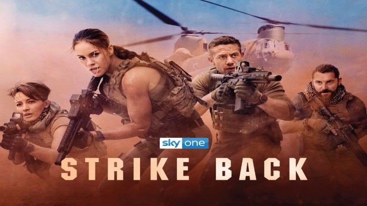 Strike Back Season 5 Production Begins Cast Announced