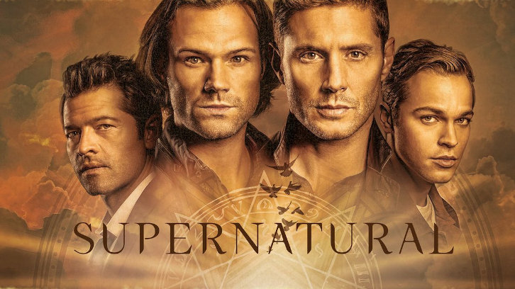Supernatural - Season 12 - Comic-Con Promo *LQ*