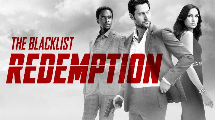 The Blacklist: Redemption - Cancelled by NBC -  Ryan Eggold Returning to The Blacklist