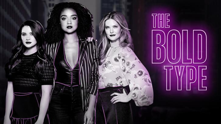 "The Bold Type - If You Can't Do It With Feeling - Preview: ""Politics Fit Them Like  A Glove"""