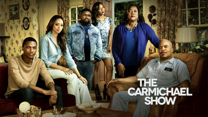 The Carmichael Show - Episode 3.12 - Three Year Anniversary - Press Release