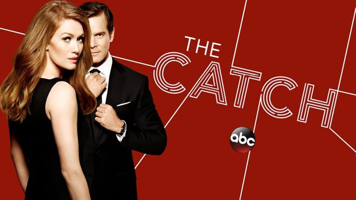 The Catch - Episode 2.05 - The Bad Girl - Press Release
