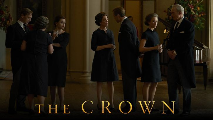 The Crown - Promos, Key Art, Featurettes, First Look Photos & Premiere Date Announcement