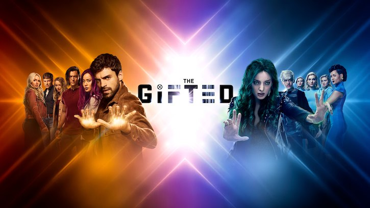 The Gifted - Promos + Key Art *Updated*