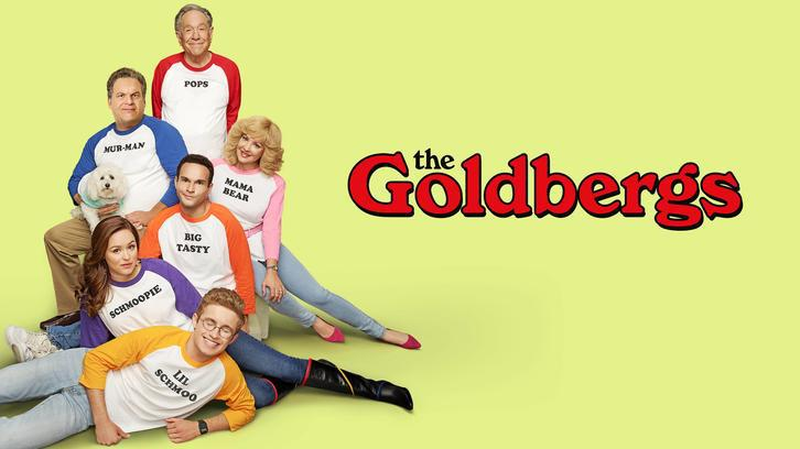 The Goldbergs - George!  George Glass! - Review